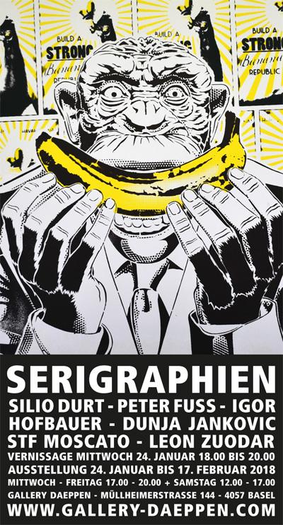 SERIGRAPHIEN